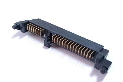 New Sata Hard Drive Connector Adapter for Dell Inspiron 1420 PP26L 1720 1721 Studio 1735 1737 Alienware Area-51 M15X M17X Vostro 1400 1700 Part NO.: XK231 0XK231.