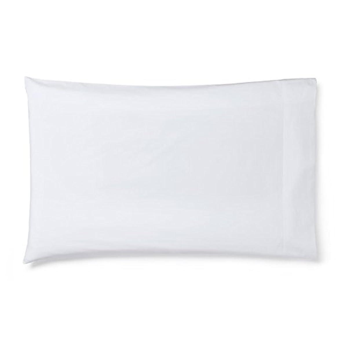 Sferra Simply Celeste Standard Pillow Cases (Pair) - White