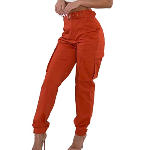 Pantalones Cargo para Mujer Pantalones Casuales Pantalones Militares de Combate Militar Pantalones de Bolsillo Pantalones Trekking Invierno Lonshell
