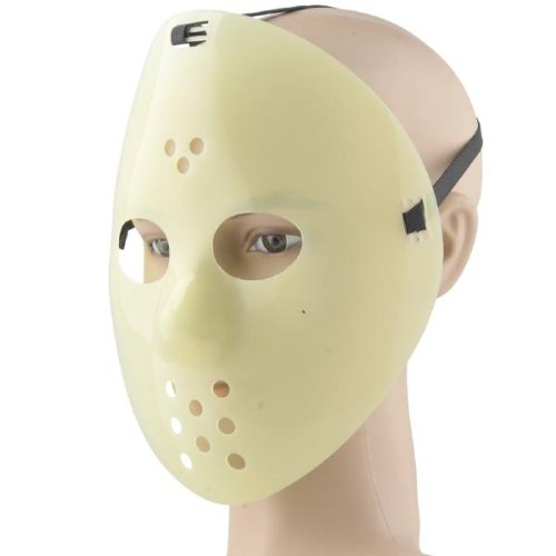 Ebest–Glow-in-the-dark Maschera Jason Full Face per Halloween/costume party, Verde