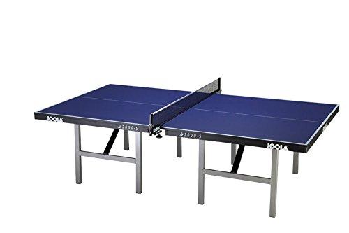 JOOLA Unisex– Erwachsene 2000-S Tischtennisplatte, Blau, 274х152,5х76