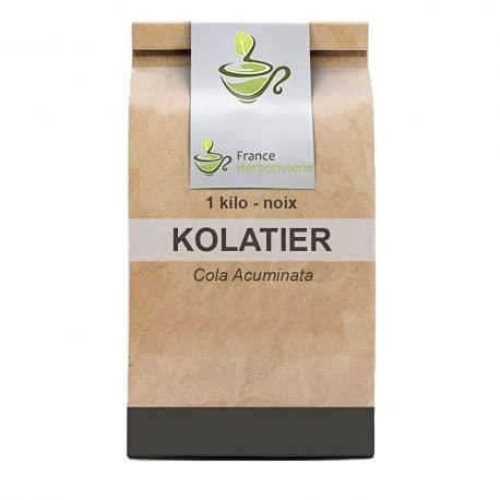 Tisane Kolatier Noix de Kola 1 KILO Cola acuminata.