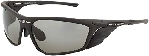 RUDY PROJECT Occhiali da Sole ZYON SN 22 SAILING MATTE BLACK/IMPACTX POLARIZED 65/16/126 uomo