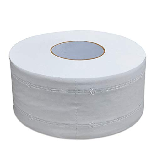 For Sale! VSSAA Toilet Paper, Home Kitchen Toilet Tissue,Thicken Large-Volume Hand Toilet Towels Rol...