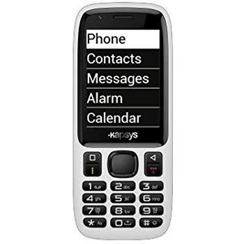 Teléfono Movìl para Ciegos MiniVision Lite