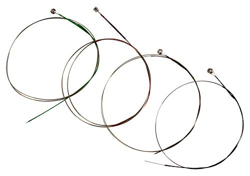 Classic Cantabile 24756 - Juego de cuerdas para violín, 3/4 y 4/4