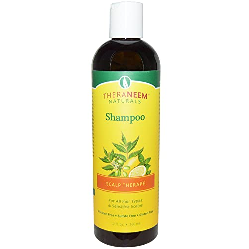 Organix Süd Shampoo Scalp Therapy Pfefferminze - Pfefferminz 355ml