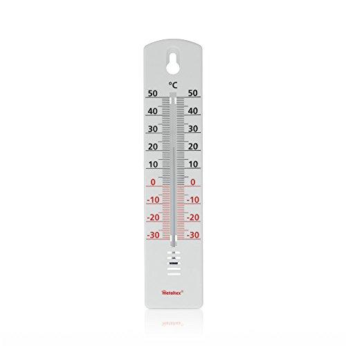 Termometro per interno/esterno Metaltex - (298000)