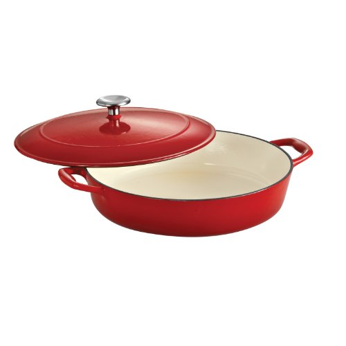 The 3 Best Enameled Cast Iron in 2020 - Top Picks & Reviews
