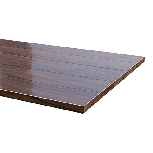 Protector transparente para mesas de Anro de 1 mm de grosor, 100 ...