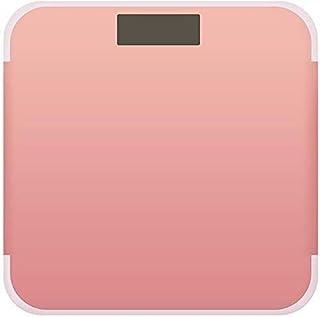 HJTLK Báscula de baño Digital, Libra Balanza electrónica Libra Precisión doméstica Báscula Personal Libra electrónica Balanza para Adultos Modelos Recargables
