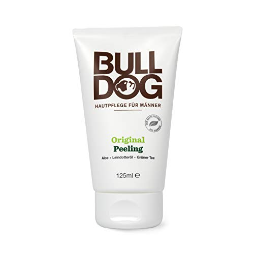 Bulldog Original Peeling Herren, 1er Pack (1 x 125 ml)