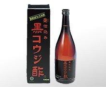 黒コウジ酢 720ml×(12セット)