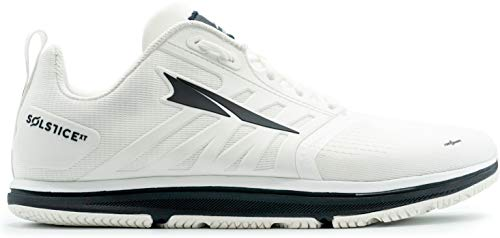 ALTRA Men's AL0A4PE7 Solstice XT Cross Training Shoe, White/Black - 10 M US
