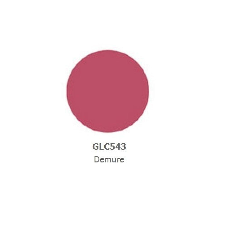 機関車認めるフェザー(3 Pack) LA GIRL Luxury Creme Lip Color - Demure (並行輸入品)