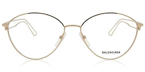 Balenciaga Occhiali da Vista BB0066O Gold 55/16/140 unisex