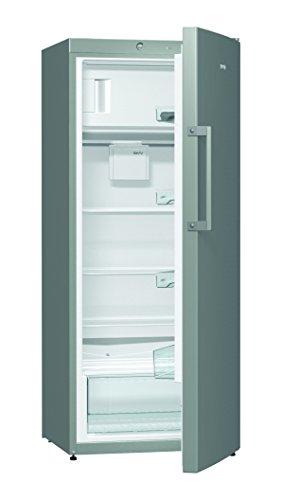 Gorenje RB 6153 BX Kühlschrank mit Gefrierfach / A+++ / Höhe 145 cm / Kühlen: 229 L / Gefrieren: 25 L / DynamicCooling-System / Anti Fingerprint Beschichtung