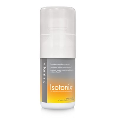 Isotonix Vitamin C, Provides Antioxidant Protection, Supports Healthy Immune System, Maintain Healthy Cholesterol, Muscle and Skin Health, Cognitive Health, Market America (30 Servings)