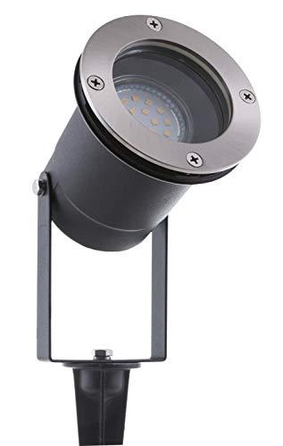 HEITRONIC LED Strahler ERDING, mit 5000mm Verbindungskabel + HEICONNECT Stecker