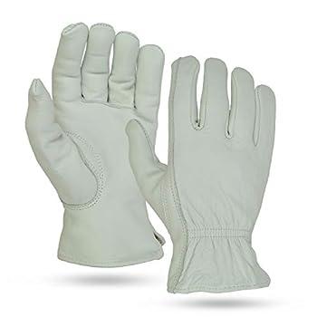 Illinois Glove Company 21 Buffalo Grain Gloves Palomino Unlined  XXX-Large