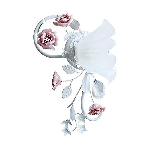 ikea wandlamp bloem