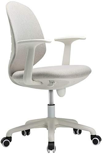 Aisamco Bürodrehstuhl Büromöbel Stuhl Sessel,White