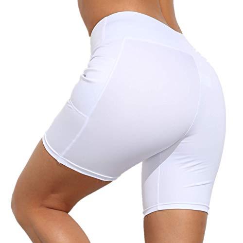 NIGHTMARE Leggings para Correr de Camuflaje para Mujer de Cintura Alta Entrenamiento de Gimnasio Pantalones de Yoga de Cintura Alta Entrenamiento de Yoga Correr Estiramiento M