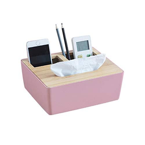 N\A \ A Portarrollos de Papel higiénico Portarrollos de Papel montado en la Pared Caja de pañuelos Dispensador de Toallas de Cocina para Papel higiénico Portarrollos de Papel higiénico