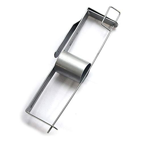 Estante para cinta adhesiva de alta resistencia Soporte para cinta de papel hecho a mano Drywall Herramienta industrial con recubrimiento en polvo de carga r/ápida