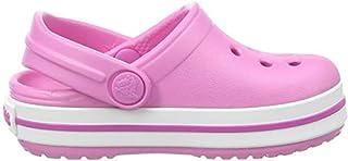 Crocs Kids' Crocband Unisex Clogs, Pink (Party Pink), 10 UK Child (B01HEPDGQI)   Amazon price tracker / tracking, Amazon price history charts, Amazon price watches, Amazon price drop alerts