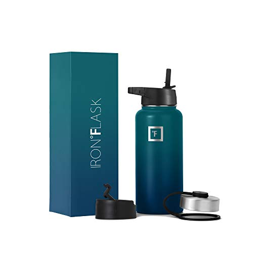 Our #3 Pick is the Iron Flask Sports Water Bottle