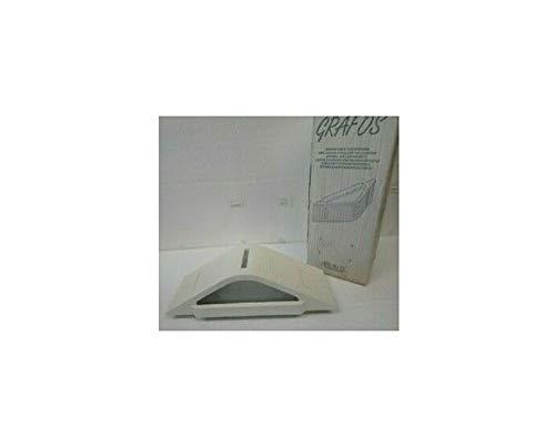 Arealite - Grafos - Lámpara para exterior e interior de color blanco...