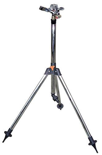 Teleskop - Rasensprenger Gartensprenger Kreisregner Regner Sprinkler bis ø 24m von rg-vertrieb