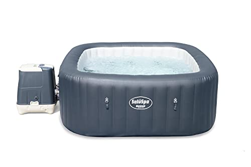 Bestway 54139E SaluSpa Hawaii HydroJet Pro Inflatable Hot Tub | Portable Spa Fits Up to 6 People,...
