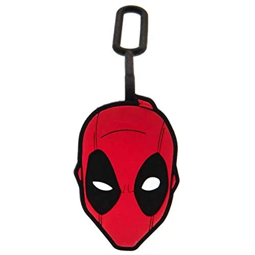 Deadpool - Etiqueta De Equipaje Head