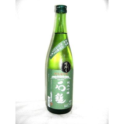 石鎚酒造『純米吟醸 緑ラベル』