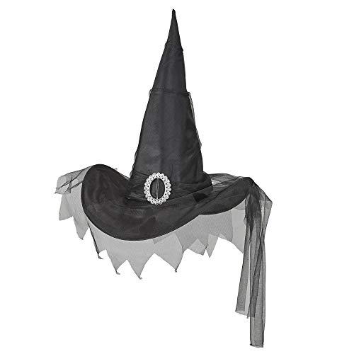 Widmann tessuto Cappello da travestimento Donna, Multicolore, 51535