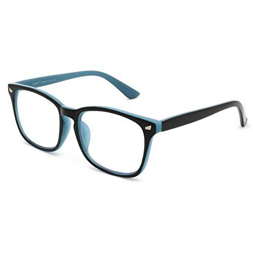 Cyxus Gafas con Filtro de luz Azul bloqueo de luz azul, Gafas con Filtro - Anti Luz Azul para Ordenador, Anti-reflejantes para Hombre y Mujer 🔥
