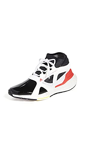 adidas Ultraboost 21 Footwear White/Core Black/Vivid Red 10.5 M