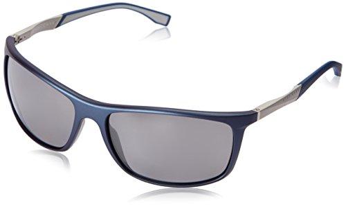 Hugo Boss Herren BOSS 0707/P/S 6H H0E 63 Sonnenbrille, Blau (Blu)