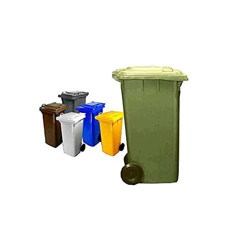 Ics Bidón de basura urbana