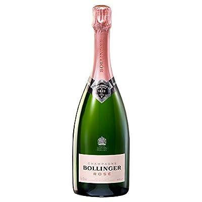 Bollinger Rose Non Vintage Champagne, 75cl