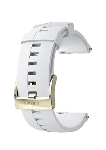 SUUNTO, Bracelet SPARTAN SPORT WHR GOLD QR, Blanc