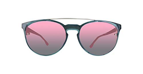 Diesel Sonnenbrille DL0216-87Z-00 Gafas de sol, Azul (Blau), 59 para Mujer