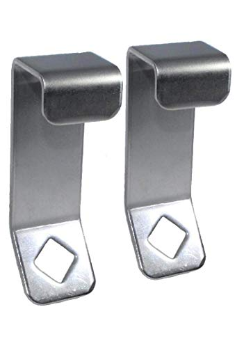 Schmidt-Riffer Metalcrafts Universal Cooler Lock Bracket: Designed to fit mid to Large Rotomold Coolers (Sold as Pair)