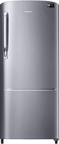 Samsung 192 L 4 Star Inverter Direct Cool Single Door Refrigerator (RR20N172YS8/HL, Elegant Inox)