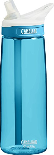 CamelBak Bottle - Cantimplora - Botella, color azul claro (Rain), talla 750 ml