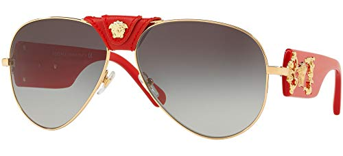 Ray-Ban 0VE2150Q herenzonnebril, pale goud), 62