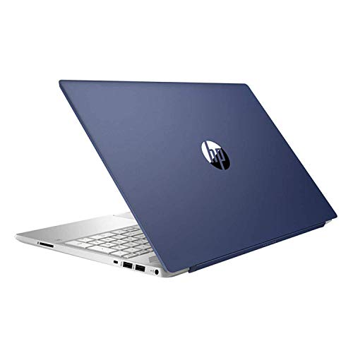 "HP Pavilion 15 Touchscreen Laptop Computer 8th Gen Intel Quad-Core i5-8250 Beat i7-7500U 16GB DDR4 RAM 1TB HDD + 256GB SSD 15.6"" 802.11ac WiFi Bluetooth 4.2 Sapphire Blue Windows 10"