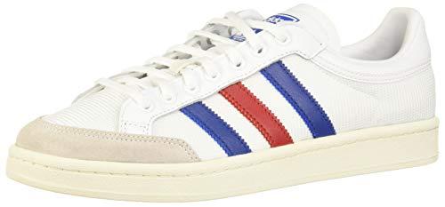 Adidas EF2508, Zapatillas Deportivas Hombre, Blanco/Azul/Rojo, 41 EU